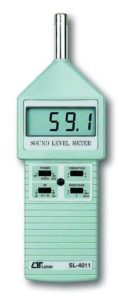 Miernik hałasu SL-4011