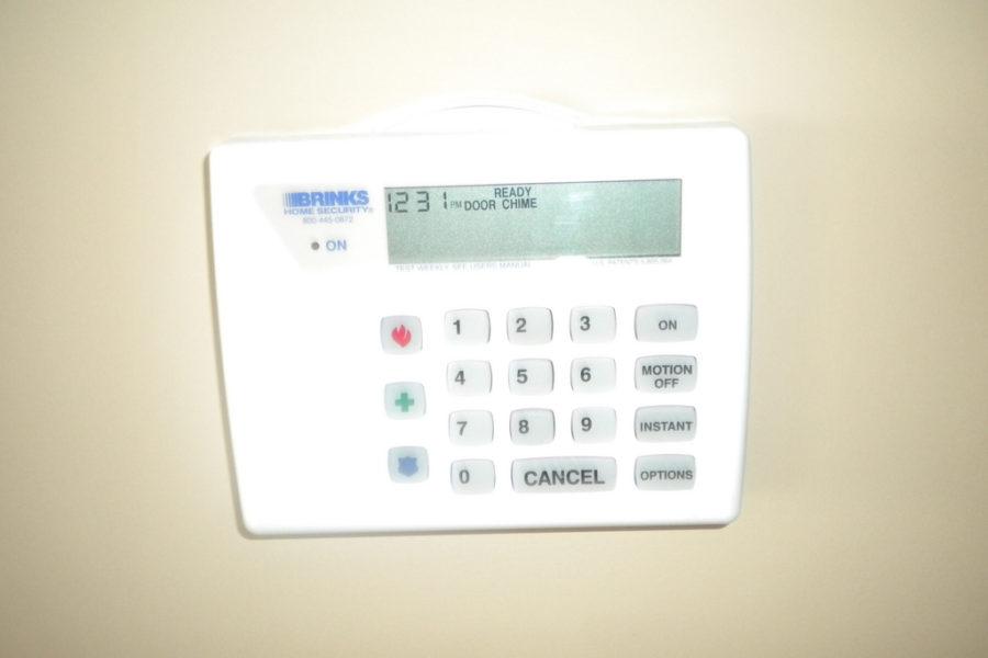 szyfrator alarmowy